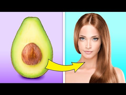 24 NATURAL DIY RECIPES FOR YOUR HAIR