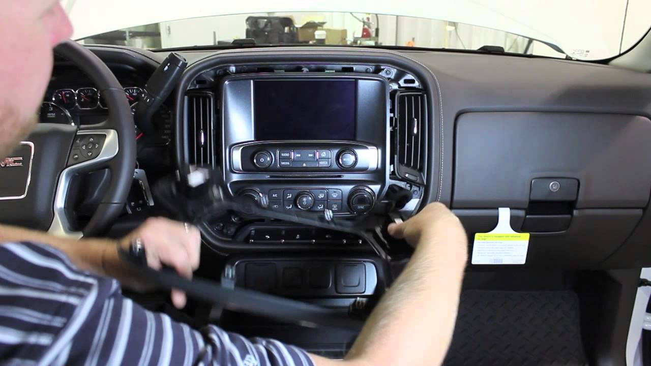 2014 Gmc Sierra Radio Wiring Free Download Wiring Diagrams Pictures