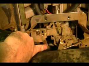 Small Engine Repair: How to Adjust the Mechanical Governor