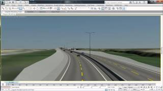 AutoCAD Civil 3D 2014 & 3ds Max