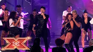 Little Mix bring the Power & CNCO to The X Factor Final!   Final   The X Factor 2017