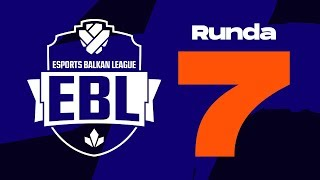 EBL LoL 2019 Runda 7 - ASUS vs X25 w/ Sa1na, Mićko, Gliša i Đorđe Đurđev