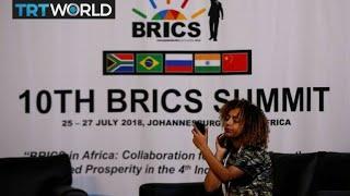 Turkey attends BRICS summit in Johannesburg