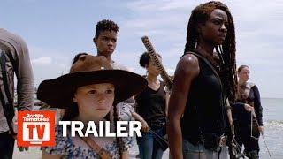 The Walking Dead Season 10 Comic-Con Trailer   Rotten Tomatoes TV