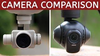 Which drone has the better camera? | DJI Phantom 4 vs Yuneec Typhoon H