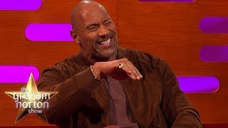 Dwayne Johnson Nails It With The Rap From 'Moana' | The Graham Norton Show