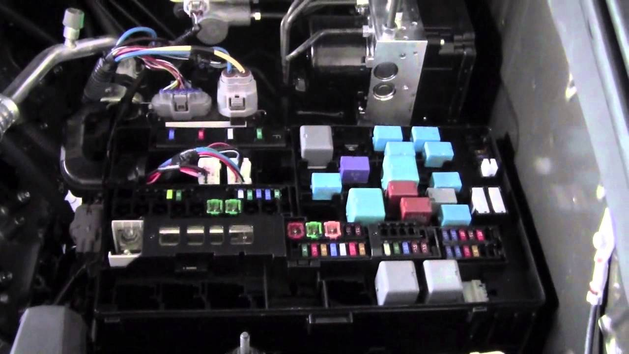 Super 5 Way Switch Wiring Diagram Coil Tap 2012 Toyota Tundra Fuses And Relays How To By
