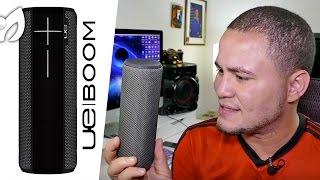 LA MEJOR BOCINA Bluetooth #Review (Recomendación) UEBoom 3 $129