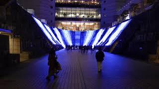 Scene from Dock Yard Illumination in Yokohama [RAW ]
