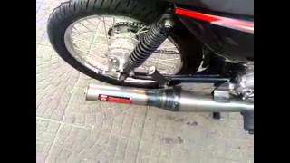Download Moto Cross CERO - suzuki ax 100 Clip Video MP4 3GP M4A