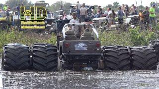 -Plant Bamboo Mud Bogging-