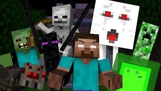 Monster School: Traps - Minecraft