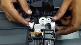Epson L380 Red Light Blinking Solution