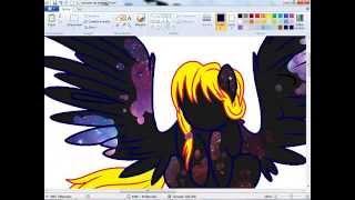 speed paint- ocs (MLP)