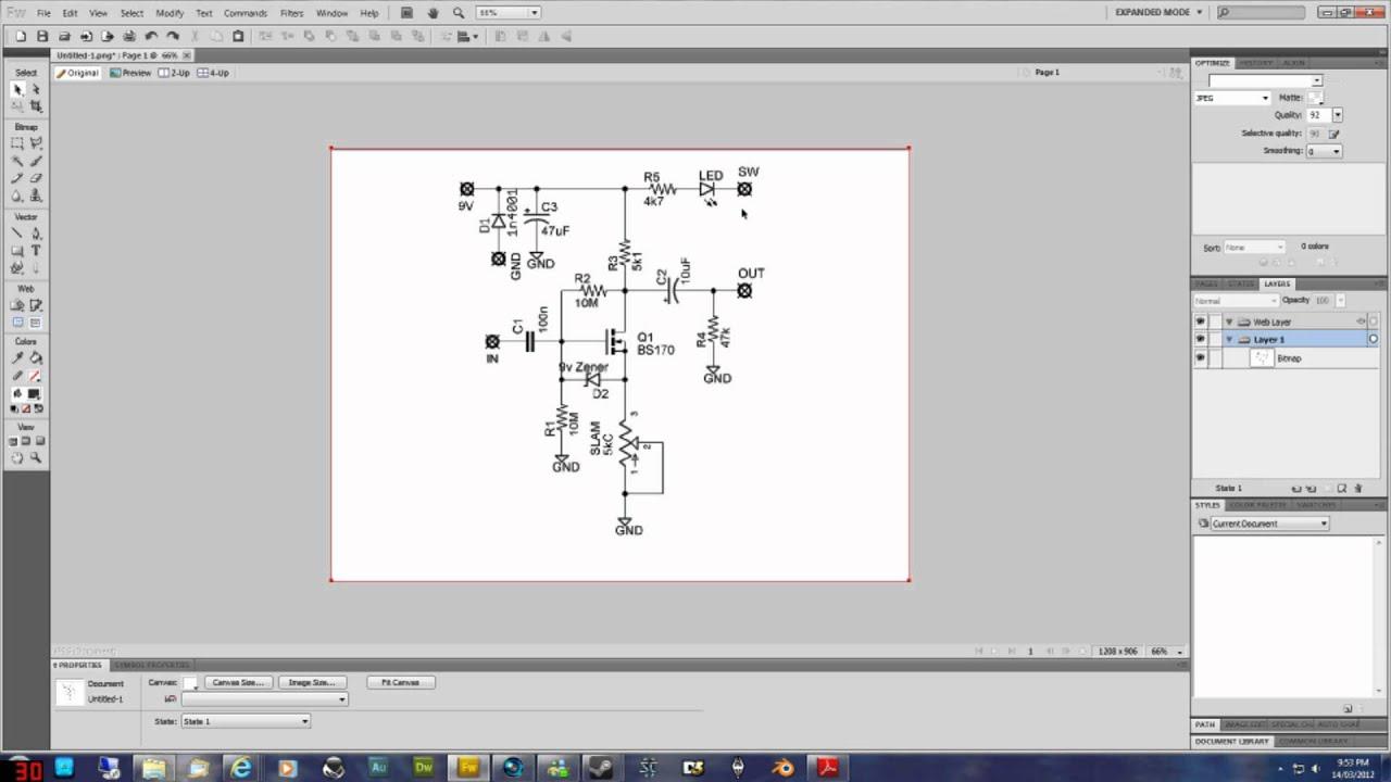 How To Read Electronics Schematics
