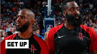 Is Rockets GM Daryl Morey wrong about the Rockets being favorites in the West? | Get Up