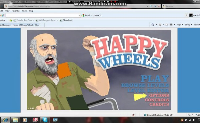 Black And Gold Games Happy Wheels The Full Game
