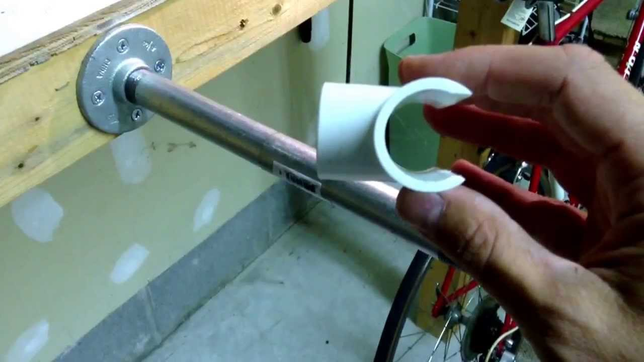 Diy Bike Maintenance Stand