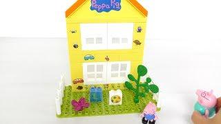 Peppa Pig Peppa`s New House