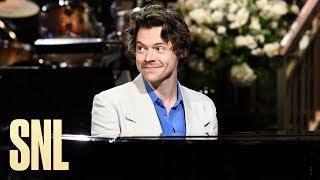 Harry Styles Monologue - SNL
