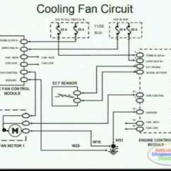 97 Vw Golf Fuse Diagram Land Rover Discovery Radio Wiring Cooling Fans & - Youtube