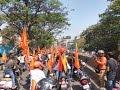 Mumbai Bike Rally - Maratha Kranti Morcha   एक मराठा लाख मराठा   FULL LIVE COVERAGE