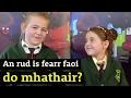 Cúlaclab /An rud is deise leat faoi do mháthair?/ Cúla 4 / Gaeilge
