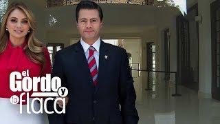 Peña Nieto y Angélica Rivera enfrentarían un escándalo por desaparición de objetos en Los Pinos  GYF