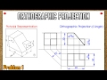 Orthographic Projection Problem 1