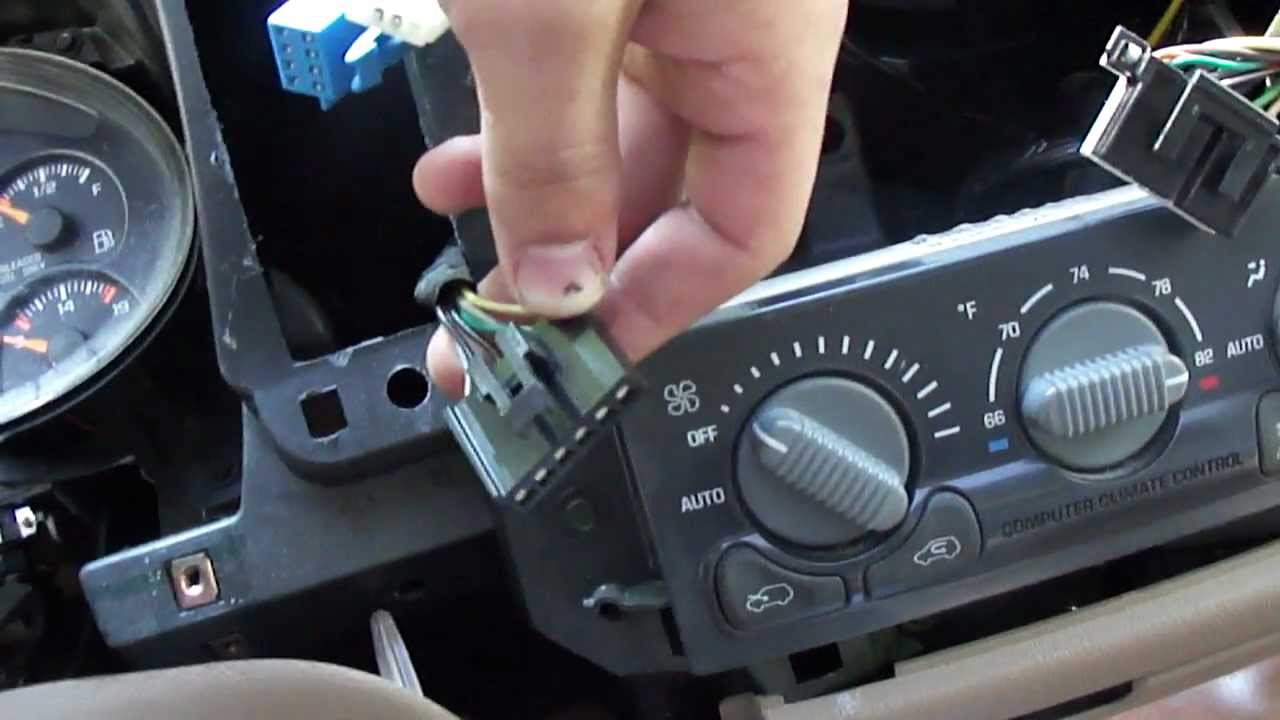 Chevy Blazer Wiring Harness Diagram
