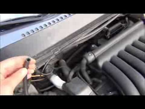 Pontiac 2 2 Engine Diagram Schematics Taurus Windshield Washer Hose Repair Youtube