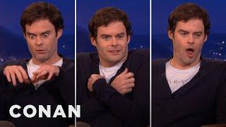 Bill Hader's SNL Cast Impressions - CONAN on TBS
