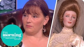 My Haunted Doll Attacked My Husband | This Morning