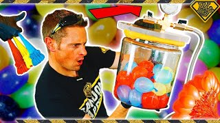 Testing Water Balloons in a Vacuum Chamber. Do they Explode?