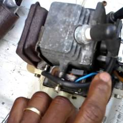 Stihl Fs 56 Parts Diagram Wiring Motor 85 Ignition Module 4137-400-1350 Replacement - Youtube