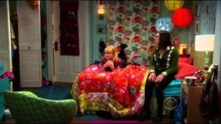 Big Bang Theory 4x17 -Penny getting ready with the girls
