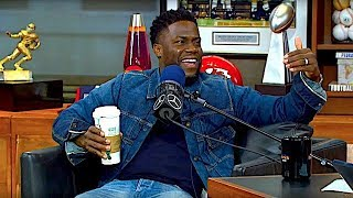Kevin Hart Talks ″The Upside,″ Eagles, Drake, Bieber & More w/Dan Patrick | Full Interview | 1/10/19