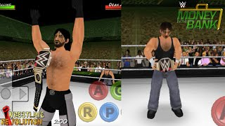 Download Wwe hell in a cell 2016 wr3d mod 2k17: Seth Rollins