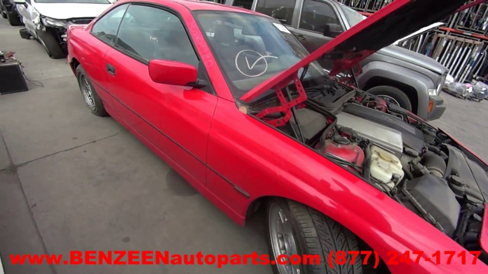 medium resolution of 1997 bmw 840ci car for parts