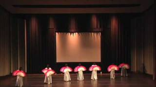 Pan-Asian Dance Troupe: Joanna's Feather Fan