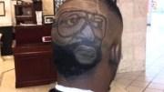 richcuts rick ross portrait haircut