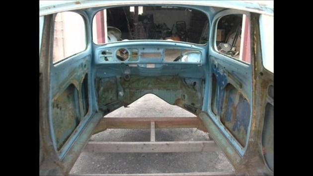 Classic VW Beetle Restoration