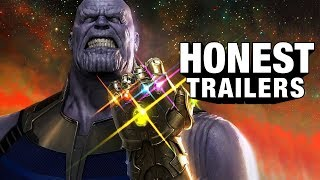 Watch Honest Trailers - Avengers: Infinity War Video