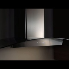Zephyr Kitchen Hood Refacing Cost Wins Prestigious Design Awards For Lux Island Range And S Award Winning Black Stainless Steel Hoods Are A Sleek Alternative To