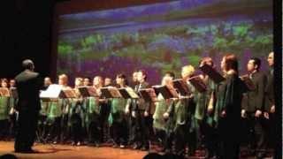 Coro Polifónico de la Universidad de La Laguna. Memory, Andrew Lloyd Webber .