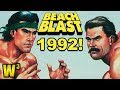 WCW Beach Blast 1992 Review   Wrestling With Wregret
