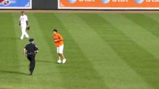 What Passes for Excitement at an Orioles Game
