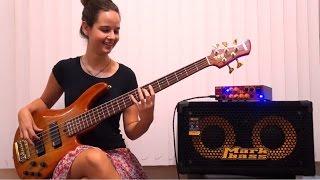 Sir Duke (Stevie Wonder) Bass Guitar Cover by Alana Alberg
