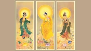 南無阿彌陀佛聖號 六字四音 印光大師傳承版 12小時剪輯特長版 高清 Namo Amitabha Chanting