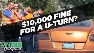 A $10,000 Fine for a U-Turn?